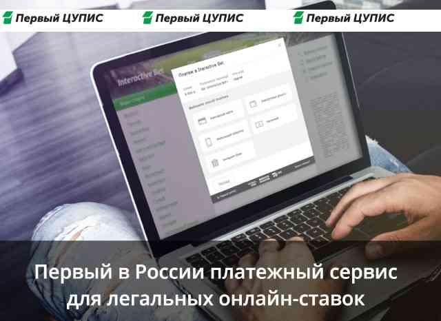 Официальный сайт первого ЦУПИСа