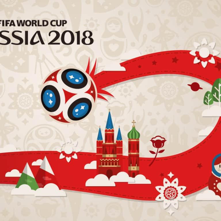 Чемпионат мира по футболу в России в 2018