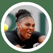 Теннисистка Серена Вильямс