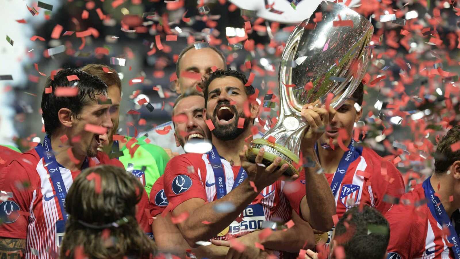 Диего Коста может стать лучшим бомбардиров ла лиги
