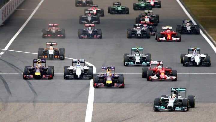 Формула-1 подписала важный контракт