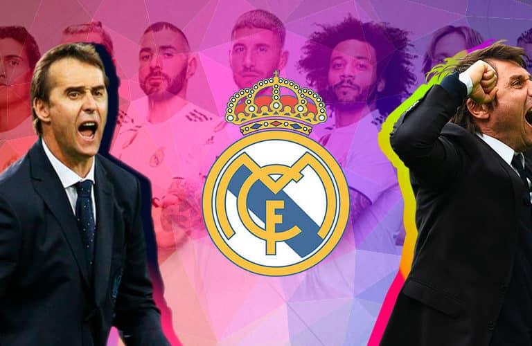 Ставки БК на следующего тренера Реал Мадрида