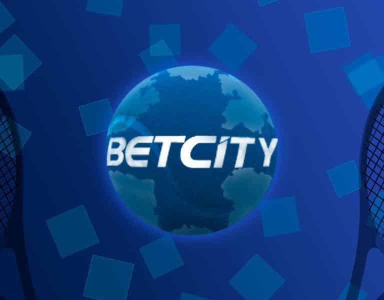 БК Бетсити: ставки на теннис