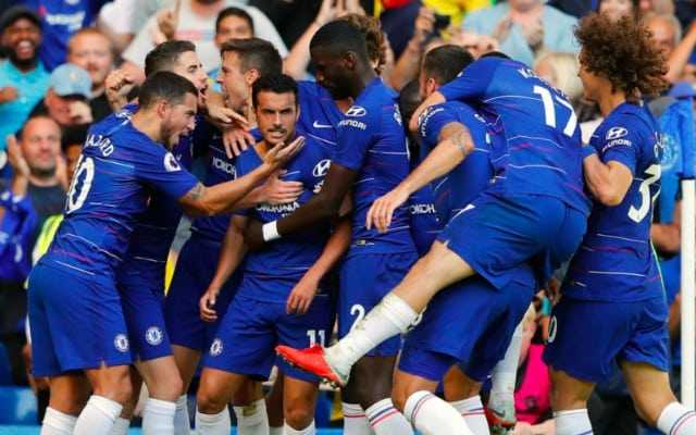 Челси фаворит на победу в Лиге Европы