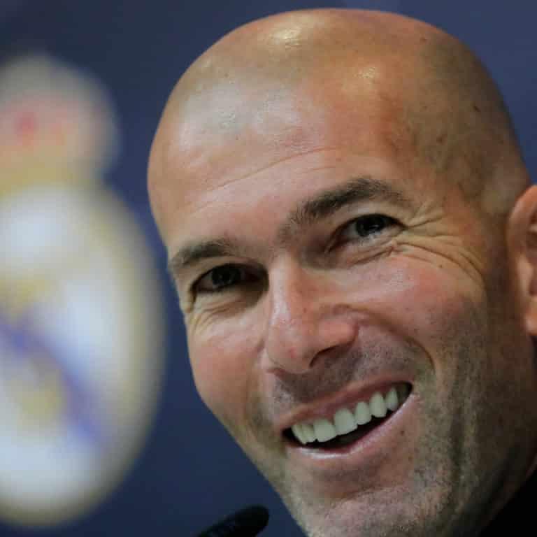 Зидан вернулся в Реал Мадрид