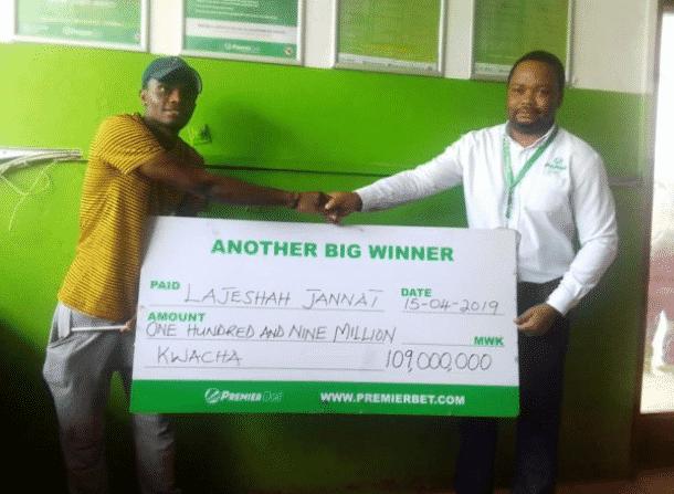 Любитель ставок из Африки выиграл $150 000