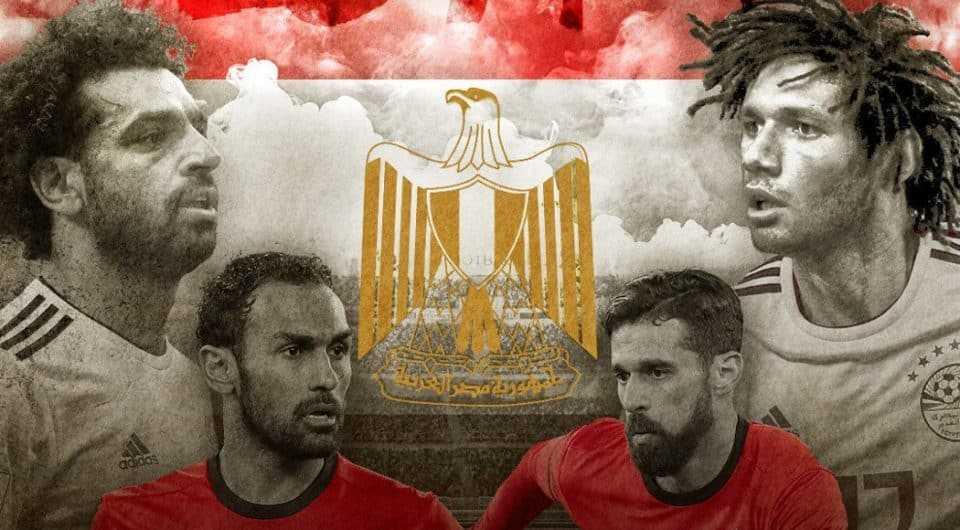 Ставки на сборную Египта в 2019