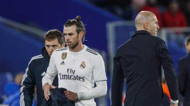 Уход Гарета Бэйла из Реал Мадрида