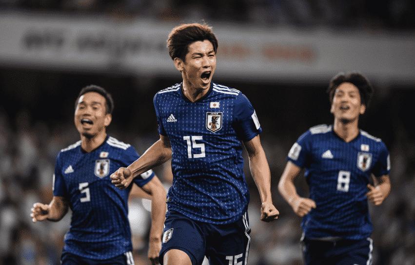 Сборная Японии на Копа Америка 2019