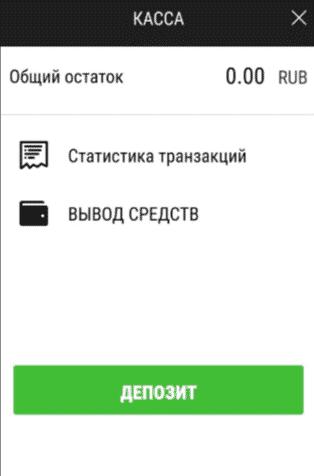 Вывод денег из БК Бвин ру