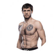 Никита Крылов UFC 158