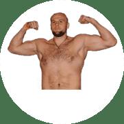 Сергей Кузьмин боксер