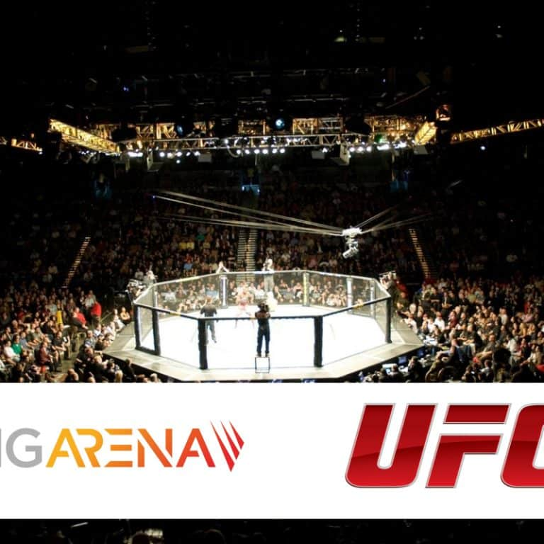 Новая платформа UFC для live-ставок