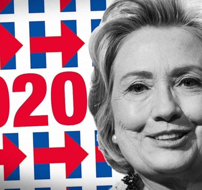 Хилари Клинтон фаворит В БК