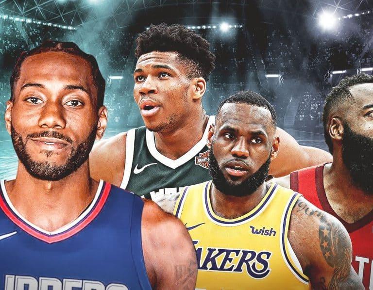 прогноз на сезон 2019/20 в NBA