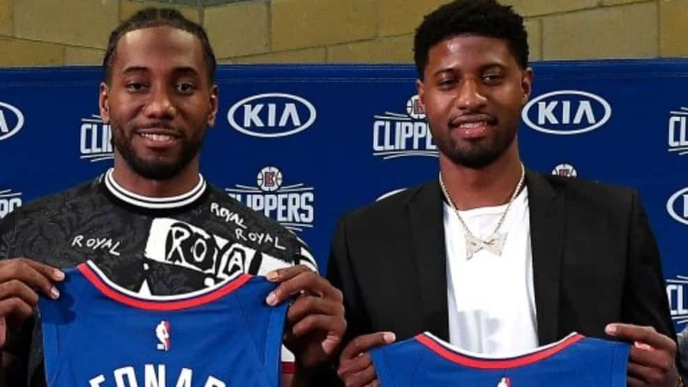 Клипперс - фавориты сезона 2019/20 в NBA