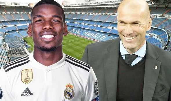 Переход Погба в Реал Мадрид зимой
