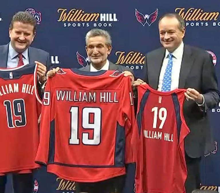 Washington и William Hill партнерское соглашение