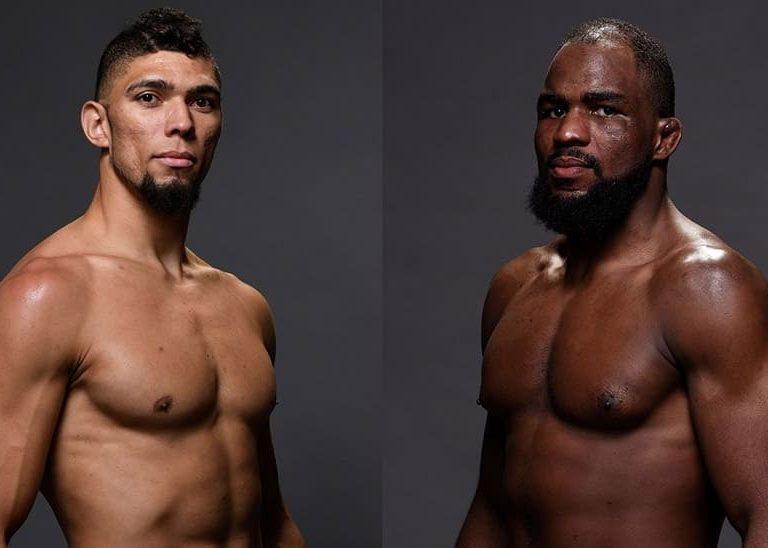 Джонни Уокер - Кори Андерсон UFC 244