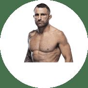 Алекс Волкановски UFC 245