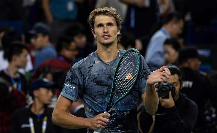 Александр Зверев - 7-й номер рейтинга ATP по зарабоктам за 2019 г.