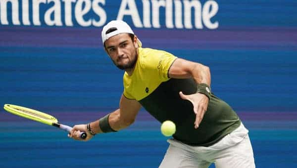 Маттео Берреттини - 8-й номер топа ATP по заработкам за 2019 г.