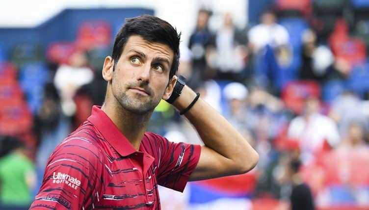 Новак Джокович - 2-й номер рейтинга ATP по зарабоктам за 2019 г.