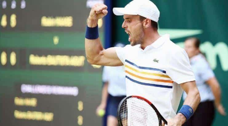 Роберто Баутиста-Агут - 9-й номер топ ATP по заработку за 2019 г.