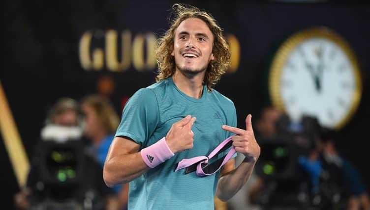Стефанос Циципас - 6-й номер рейтинга ATP по зарабоктам за 2019 г.