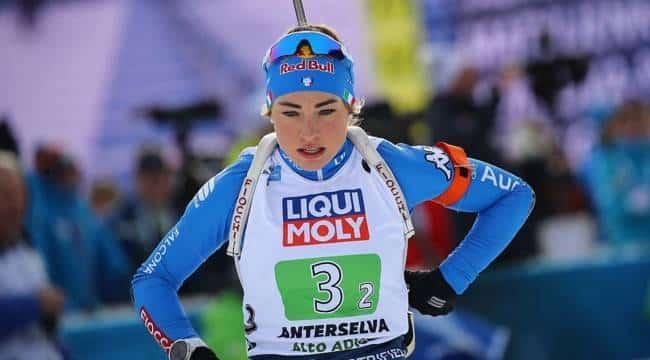 Чемпионат Мира по биатлону в Антерсельве