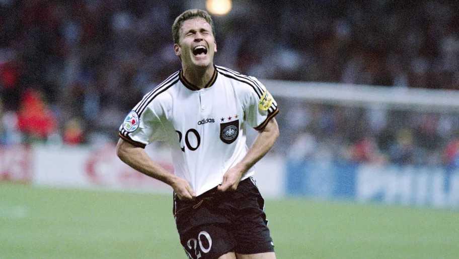 Оливер Бирхофф – автор Золотого гола в финале ЕВРО-1996