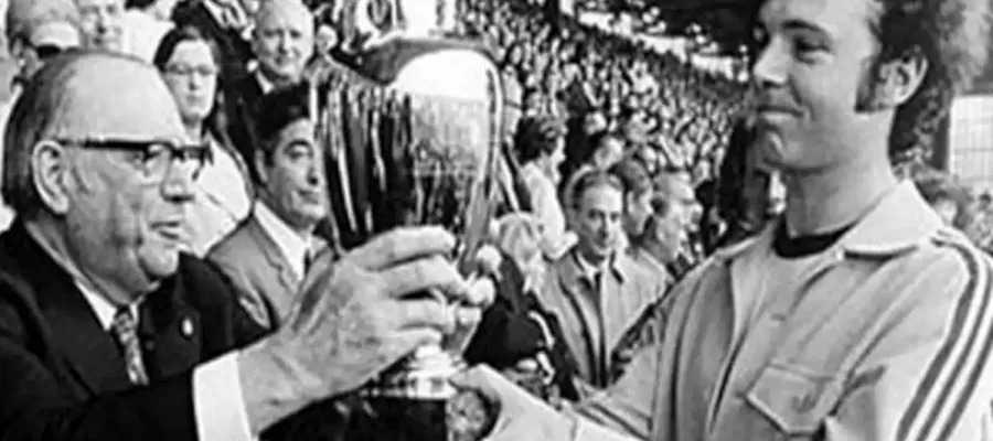 Франц Беккенбауэр и кубок Евро-1972