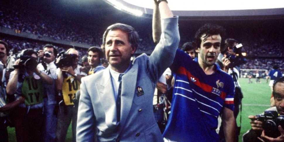 Два Мишеля – Идальго и Платини – герои Евро-1984