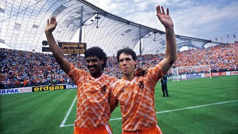 Нидерланды выиграли свой первый и пока последний крупный турнир
